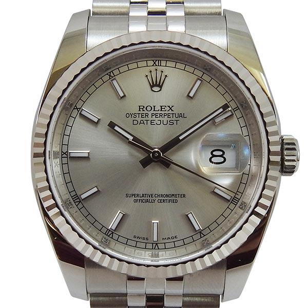 SS/K18WG ロレックス 116234
