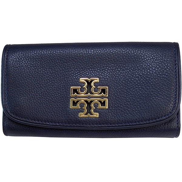 トリーバーチ カーフ 2つ折り長財布